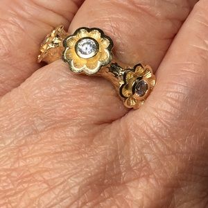 Final markdown!!! 14K Heavy Solid Gold Ring